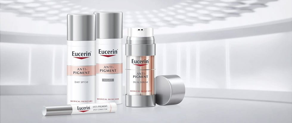 Eucerin Anti-Pigment for hyperpigmentation